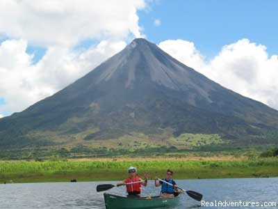 Exploring the Lake - Costa Rica Natural Wonders