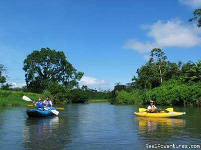 Canoa Adventure (#5 of 5) - Costa Rica Natural Wonders
