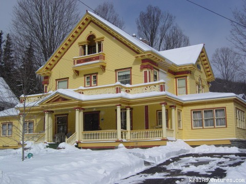 The Highlands Inn - Historic Bed & Breakfast in The Catskills