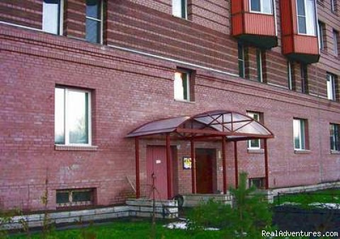St Petersburg terrific apartment to rent!