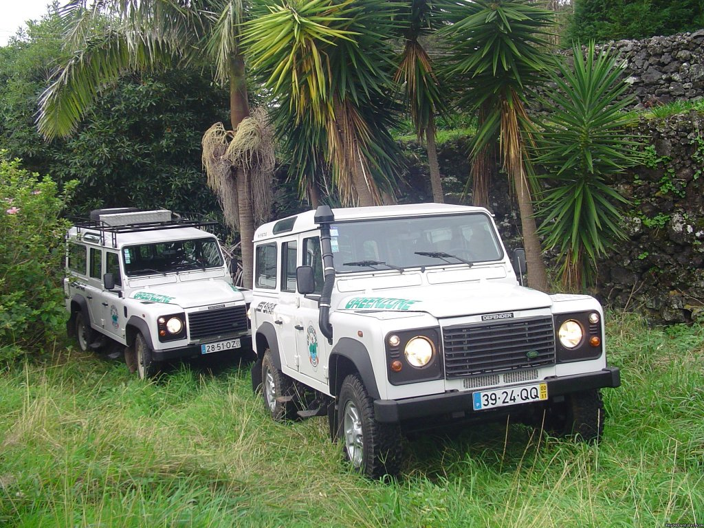 Land Rover Defender Jeeps | Image #9/25 | Shore Excursions with Greenzone