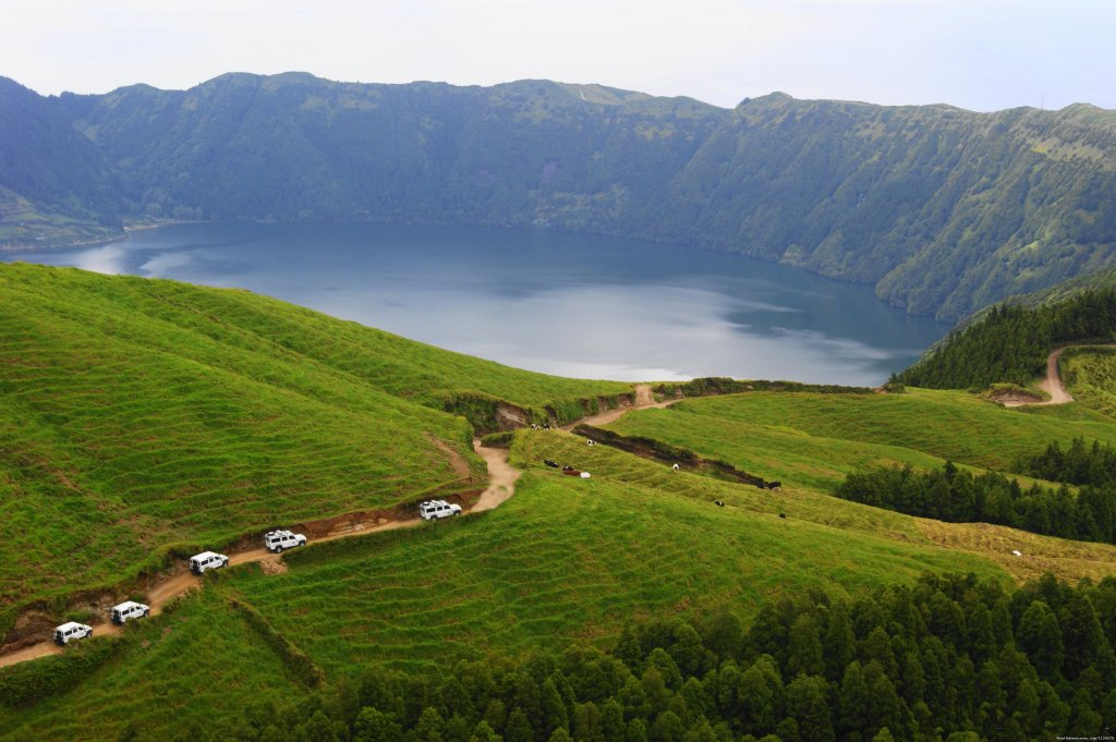 Sete Cidades Tour | Image #13/25 | Shore Excursions with Greenzone
