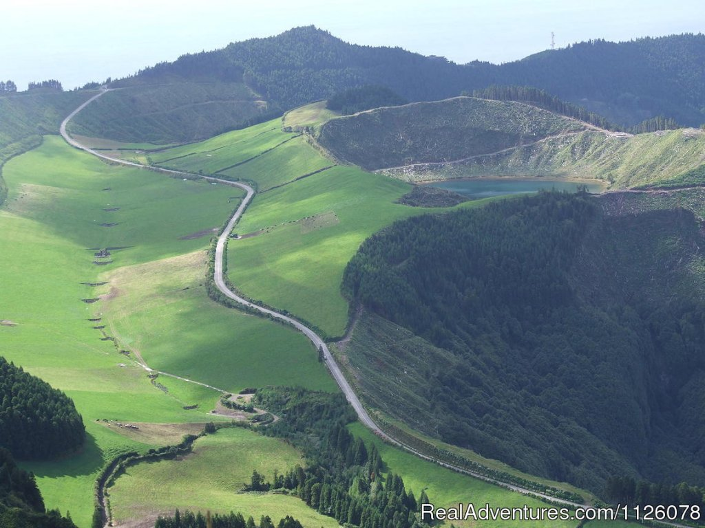 Sete Cidades Crater. | Image #21/25 | Shore Excursions with Greenzone