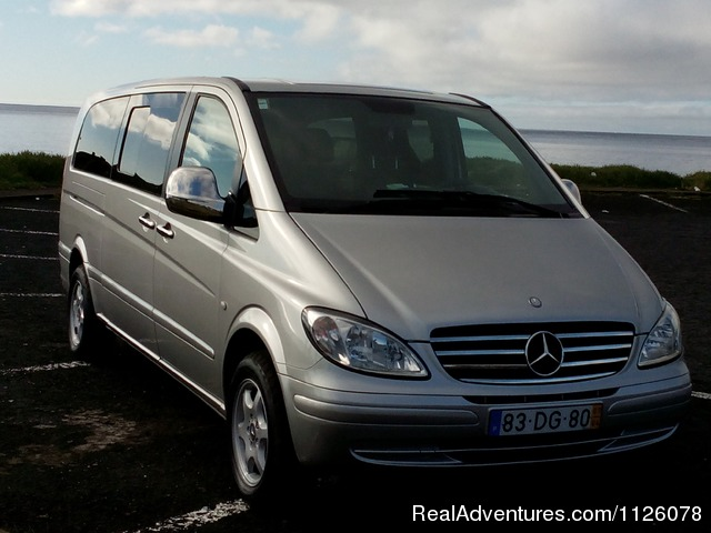 Image #1 of 15 - Jeep Safari, or Mini Van Tours,  S.Miguel, Azores