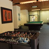 Pool and Foosball