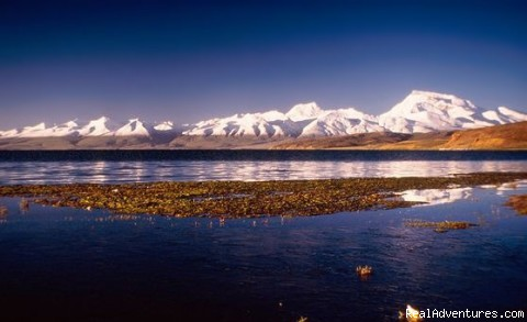 - A Pilgrimage and the adventure tour of Mt. Kailash