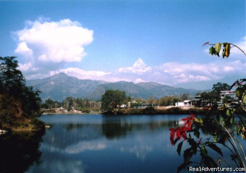 Pokhara - Annapurna, Fishtail - Luxury Tour in Nepal, First Class Travel in Nepal