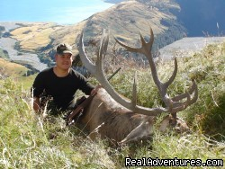 Father Son/Daughter - Back Country Experience: Red Stag