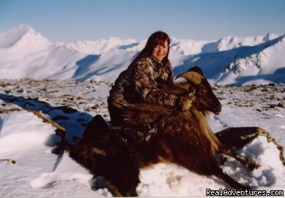 Tahr - Father Son/Daughter - Back Country Experience
