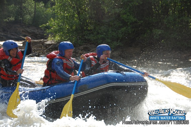 Digging deep on Sheep Creek (#6 of 11) - Alberta's Best Rafting at Wild Blue Yonder