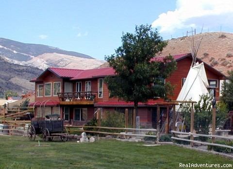 Experience the West at K3 Guest Ranch B&B! Bed & Breakfasts Cody, WY, Wyoming