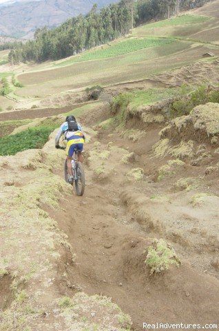 Riding the Inca Trail - Mountain Bike on Inca Trails, a Lifetime Adventure