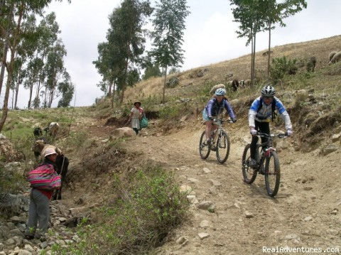 More Inca Trails - Mountain Bike on Inca Trails, a Lifetime Adventure
