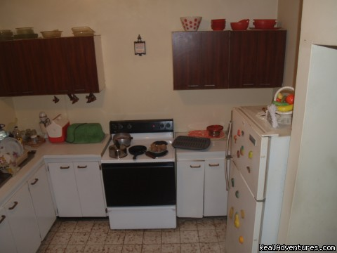 Kitchen - S & D Guesthouse