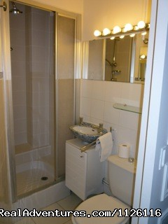 Bathroom 2 (#16 of 20) - Top location large apt Champs-Elysees Eiffel Tower