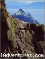 Skellig Michael 6th century monastic settlement. - Interesting stay & The Old Cable Historic House