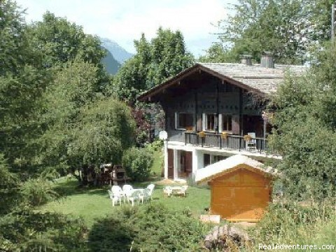 The chalet in Summer - Ski and Summer Breaks in La Clusaz
