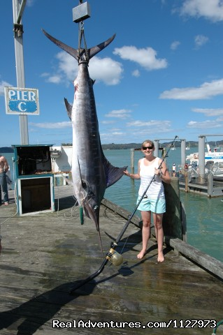 Ladies First Marlin (#4 of 8) - Sportsfishing Charter Boat New Zealand