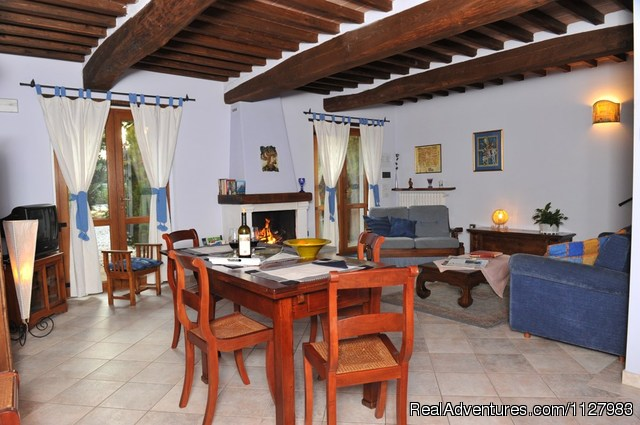 the apartment Guado - Tuscany 13th century villa selfcatering apartments