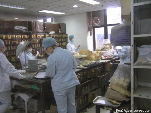 Visit to a TCM Hospital - Cultural Education/ Volunteer Tours