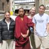 Meeting Buddhist Monks