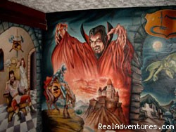 Hotel Castel Dracula - Romania Tours, Transylvania Tours & Dracula Tours
