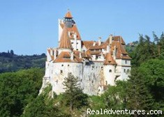 Romania Tours, Transylvania Tours & Dracula Tours: Bran Castle