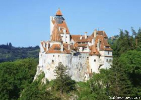 Bran Castle, the home of Dracula - Return To Middle Ages Tour of Sinaia & Bran Castle