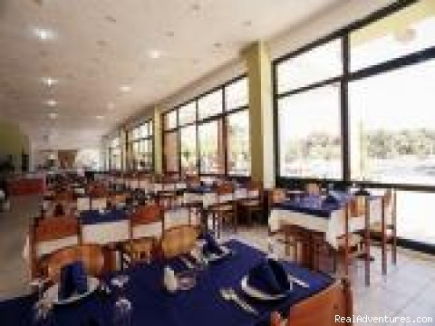 Restaurant - Tayyar Bey Hotel in Antalya Turkey