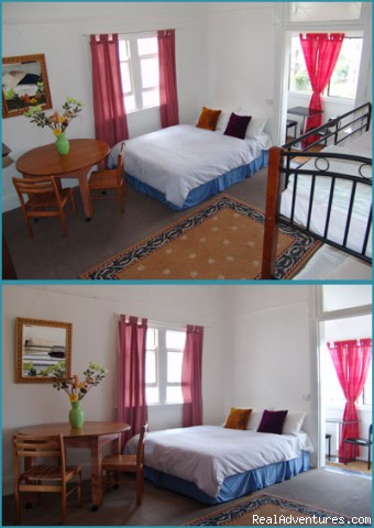 Our rooms and bright, airy, and spacious - Budget Accommodation minutes from Sydney CBD, AUST