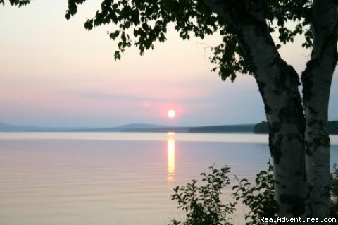 Spacious Lakefront Cabins on Moosehead Lake Maine