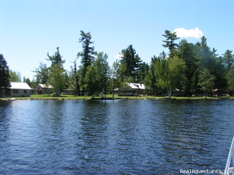 Relax in the North Maine Woods - Spacious Lakefront Cabins on Moosehead Lake Maine