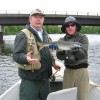 Fly Fish the World Famous Kennebec River