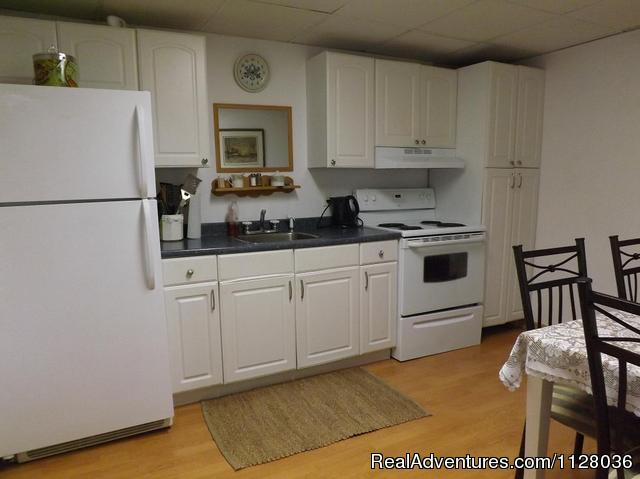 Kitchen - Sunnybrook Farm - Garden-level Guest Suite