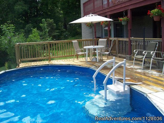 Swimming Pool - Sunnybrook Farm - Garden-level Guest Suite
