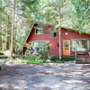 Mt. Rainier Cabins at Three Bears Lodge Ashford, Washington Vacation Rentals