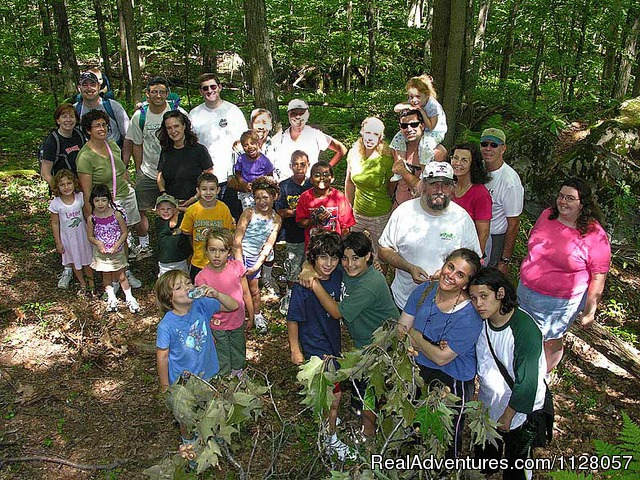 Family Group Hiking Tours - Maryland Family Kayaking Tours and Snowshoeing