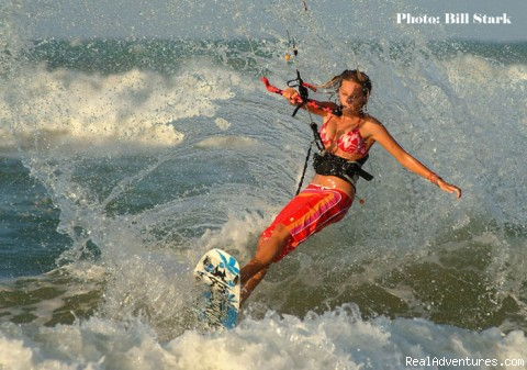 Susi Mai - South Florida Kiteboarding School