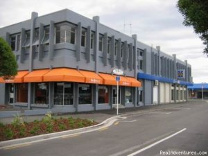 Point Break Backpackers accommodation by the beach Christchurch, New Zealand Youth Hostels