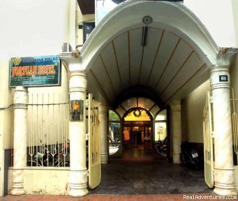 infrond of hotel (#1 of 1) - Vietnam tours, Vietnam hotels