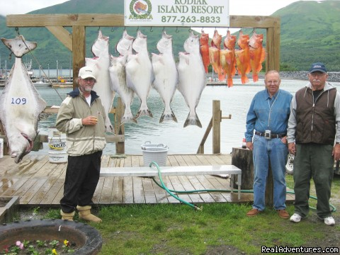 Image #4 of 5 - Exclusive Alaska Fishing Resort