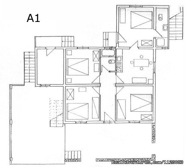 A1 ( 8+2 persons ) - Croatia, Apartments VUKUSIC in Sevid