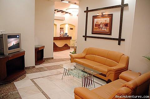 Looby - Hotel Heritage Inn