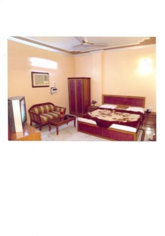 Deluxe Room - Budget Hotel in of New Delhi