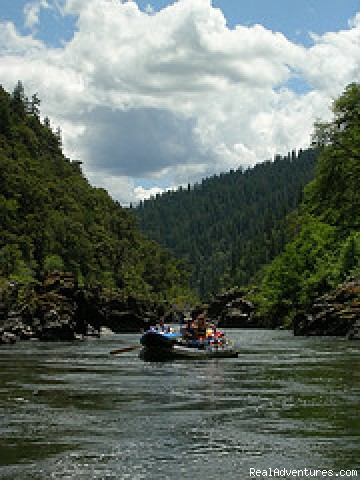 Rogue River - Oregon and Idaho River Rafting - ECHO River Trips
