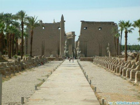 Karnak Temple | Image #2/3 | Egypt Tours Egypt Travel Agency Packages Tourism