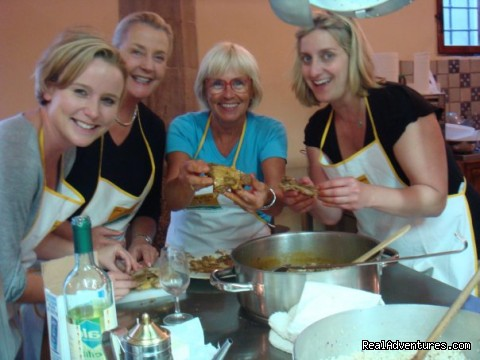 Good Tastes of Tuscany Cooking Schools Florence, Italy