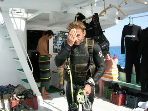 Happy diver - Red Sea diving-safaris - Yalla Dive