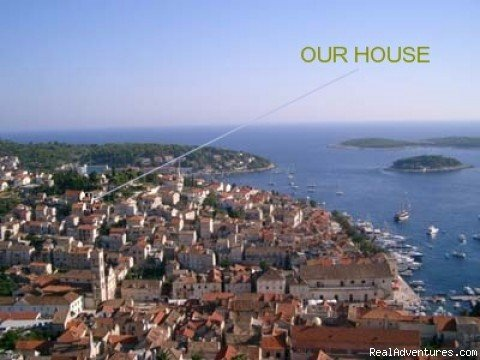A vacation rental ( Bed-and-breakfast... optionally)