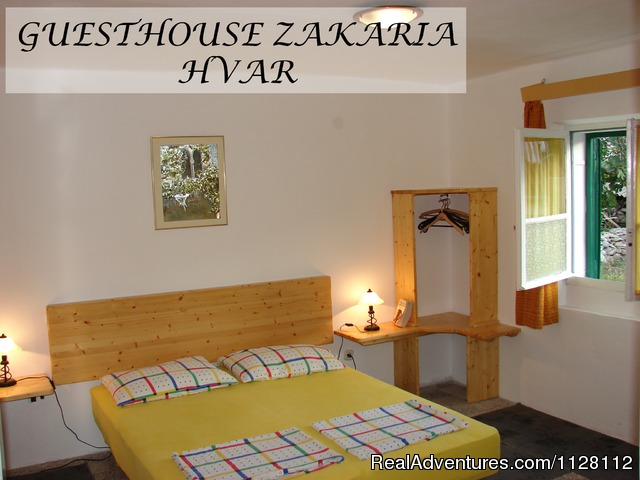 Hvar accommodation - Hvar Accommodation-Guesthouse Zakaria